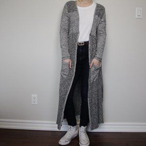 Anthropologie Saturday/Sunday Long Knit Cardigan